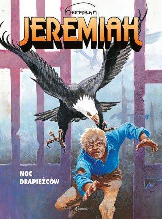 Jeremiah 1. Noc drapieżców - okładka książki