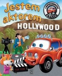 Jestem aktorem. Samochodzik Franek - okładka książki