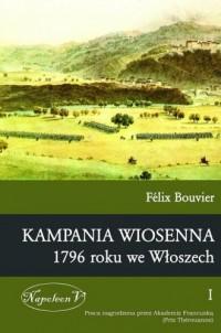 Kampania wiosenna 1796 roku we - okładka książki