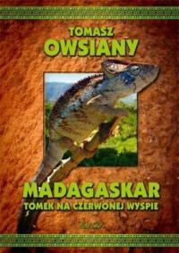Madagaskar. Tomek na Czerwonej - okładka książki