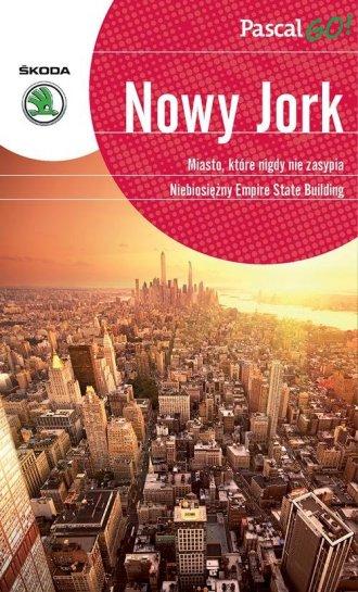 Nowy Jork. Pascal GO - okładka książki