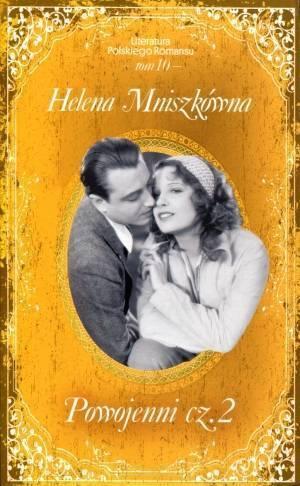 Powojenni cz. 2. Seria: Literatura - okładka książki