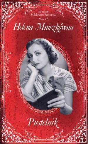 Pustelnik. Seria: Literatura Polskiego - okładka książki