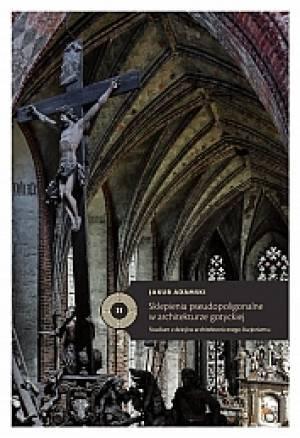 Sklepienia pseudopoligonalne w - okładka książki