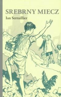Srebrny miecz - okładka książki