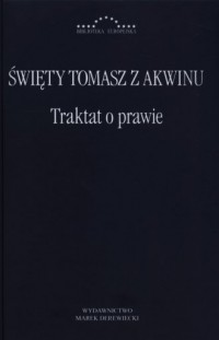 Traktat o prawie. Summa teologii - okładka książki