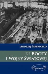 U-Booty I Wojny Światowej - okładka książki