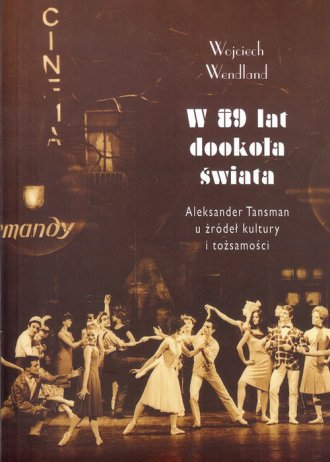 W 89 lat dookoła świata - okładka książki