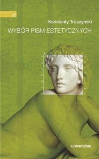 Wybór pism estetycznych - okładka książki