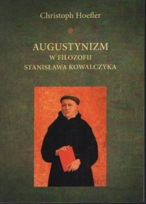 Augustynizm w filozofii Stanisława - okładka książki