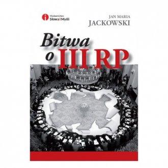 Bitwa o III RP - okładka książki
