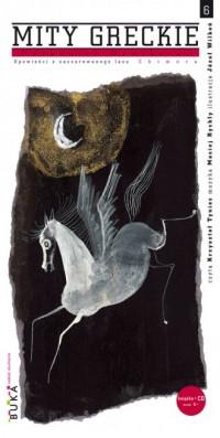 Chimera. Mity greckie 6 (+ CD) - okładka książki
