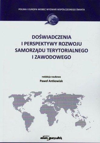 Doświadczenia i perspektywy rozwoju - okładka książki