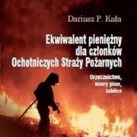 Ekwiwalent pieniężny dla członków Ochotniczych Straży Pożarnych - okładka książki