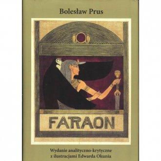 Faraon (wersja z ilustracjami) - okładka książki