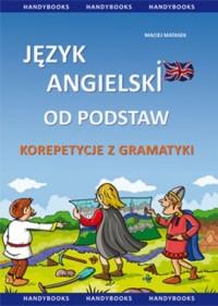 Język angielski. Od podstaw. Korepetycje z gramatyki - okładka podręcznika