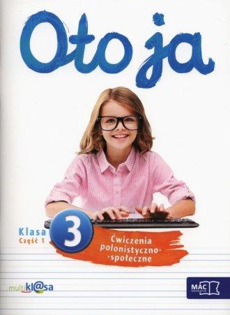 Oto ja. Klasa 3. Szkoła podstawowa. - okładka podręcznika