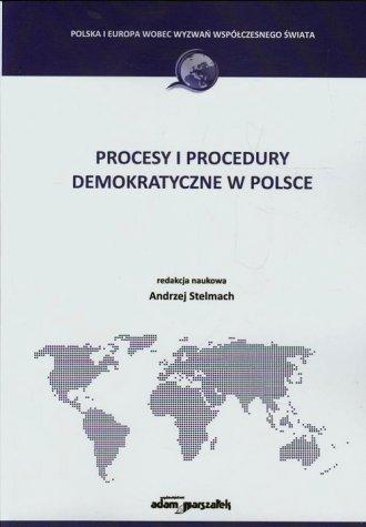 Procesy i procedury demokratyczne - okładka książki