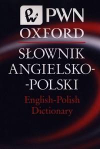 Słownik angielsko-polski. English-Polish - okładka książki