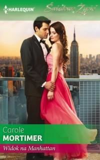 Widok na Manhattan. Seria: Światowe Życie - okładka książki