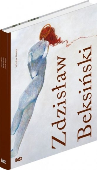Zdzisław Beksiński 1929-2005 - okładka książki