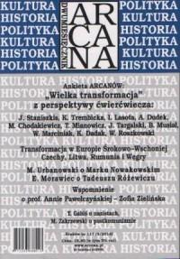 Arcana nr 117(3)/2014 - okładka książki