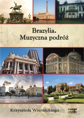 Brazylia. Muzyczna podróż Krzysztofa - pudełko audiobooku
