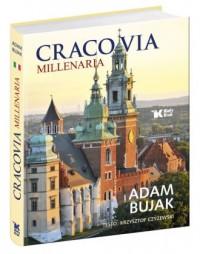 Cracovia Millenaria - Adam Bujak - okładka książki