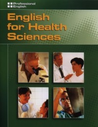 English for Health Sciences. Podręcznik (+ CD) - okładka książki