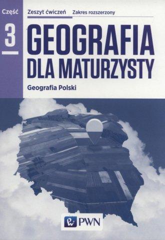 Geografia dla maturzysty. Geografia - okładka podręcznika