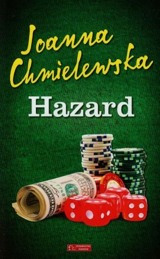 Hazard - okładka książki