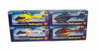 Helikopter z dźwiękiem (niebieski) - zdjęcie zabawki, gry