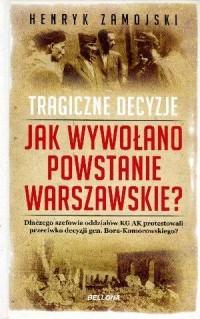 Jak wywołano Powstanie Warszawskie? - okładka książki