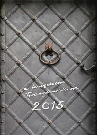 Kalendarz z księdzem Twardowskim 2015. Drzwi - okładka książki