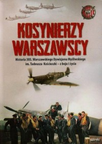 Kosynierzy warszawscy. Historia - okładka książki
