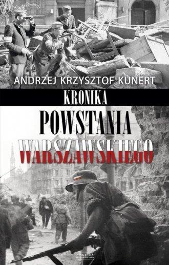 Kronika Powstania Warszawskiego - okładka książki