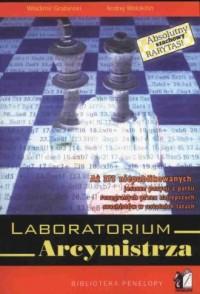 Laboratorium  Arcymistrza - okładka książki