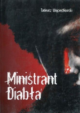 Ministrant Diabła - okładka książki