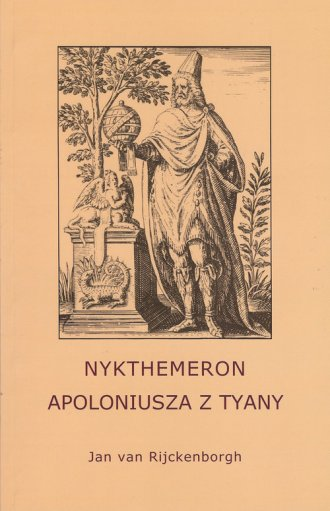 Nykthemeron Apoloniusza z Tyany - okładka książki