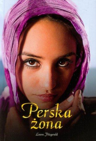 Perska żona - okładka książki