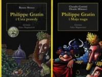 Philippe Gratin i Usta prawdy / Philippe Gratin i Maja naga - okładka książki