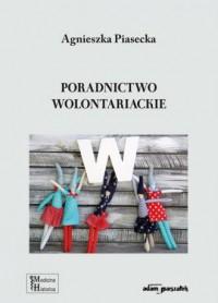 Poradnictwo wolontariackie - okładka książki