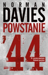 Powstanie 44. Wydanie specjalne - okładka książki