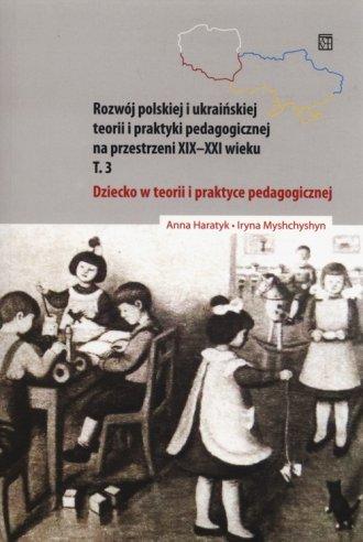 Rozwój polskiej i ukraińskiej myśli - okładka książki