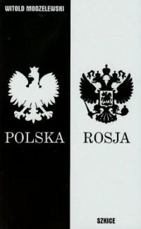 Szkice polsko- rosyjskie lata 2010-2014 - okładka książki