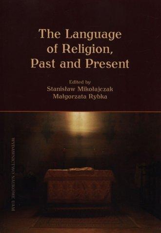 The Language of Religion, Past - okładka książki