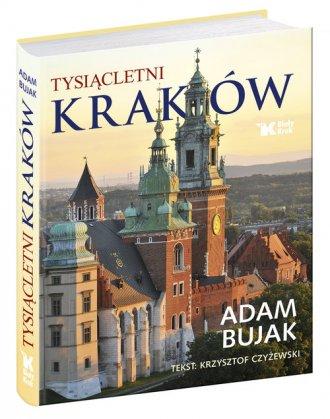 Tysiącletni Kraków - okładka książki