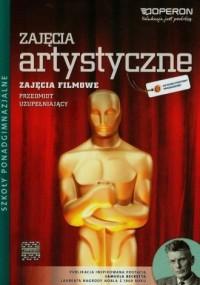 Zajęcia artystyczne. Przedmiot - okładka podręcznika