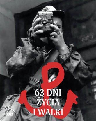 63 dni życia i walki - okładka książki