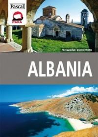 Albania. Przewodnik ilustrowany - okładka książki